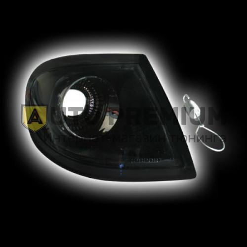 Указатели поворота ВАЗ 2113-2115 для оптики BOSCH, черные